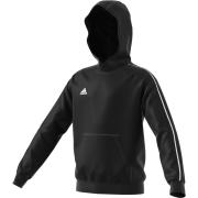 Grimsby Hockey Club Adidas Black Junior Fleece Hoody
