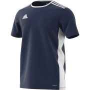 Harrogate HC Adidas Navy Junior Training Jersey