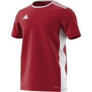 Grimsby Hockey Club Adidas Red Junior Training Jersey