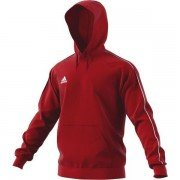 Kirkby Lonsdale Hockey Club Adidas Red Hoody