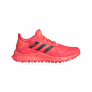 2020/21 Adidas Youngstar Hockey Shoes - Pink/Black