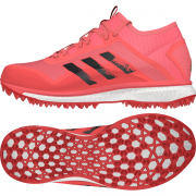 2020/21 Adidas Fabela X Empower Hockey Shoes - Pink/Black