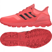2020/21 Adidas Adipower Hockey Shoes - Pink/Black