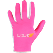 2018/19 Grays Skinful Hockey Gloves - Fluo Pink/White