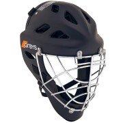 Grays G600 Hockey Helmet - Black/Chrome