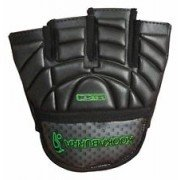 Kookaburra React Black Handguards