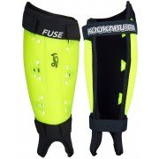 2017/18 Kookaburra Fuse - Fluo Yellow/Black Shinguards