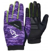 Kookaburra Nitrogen Purple Hockey Gloves