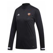 Urmston Hockey Club Womens Black Track Jacket