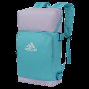 Adidas VS2 Hockey Backpack - Aqua/Purple