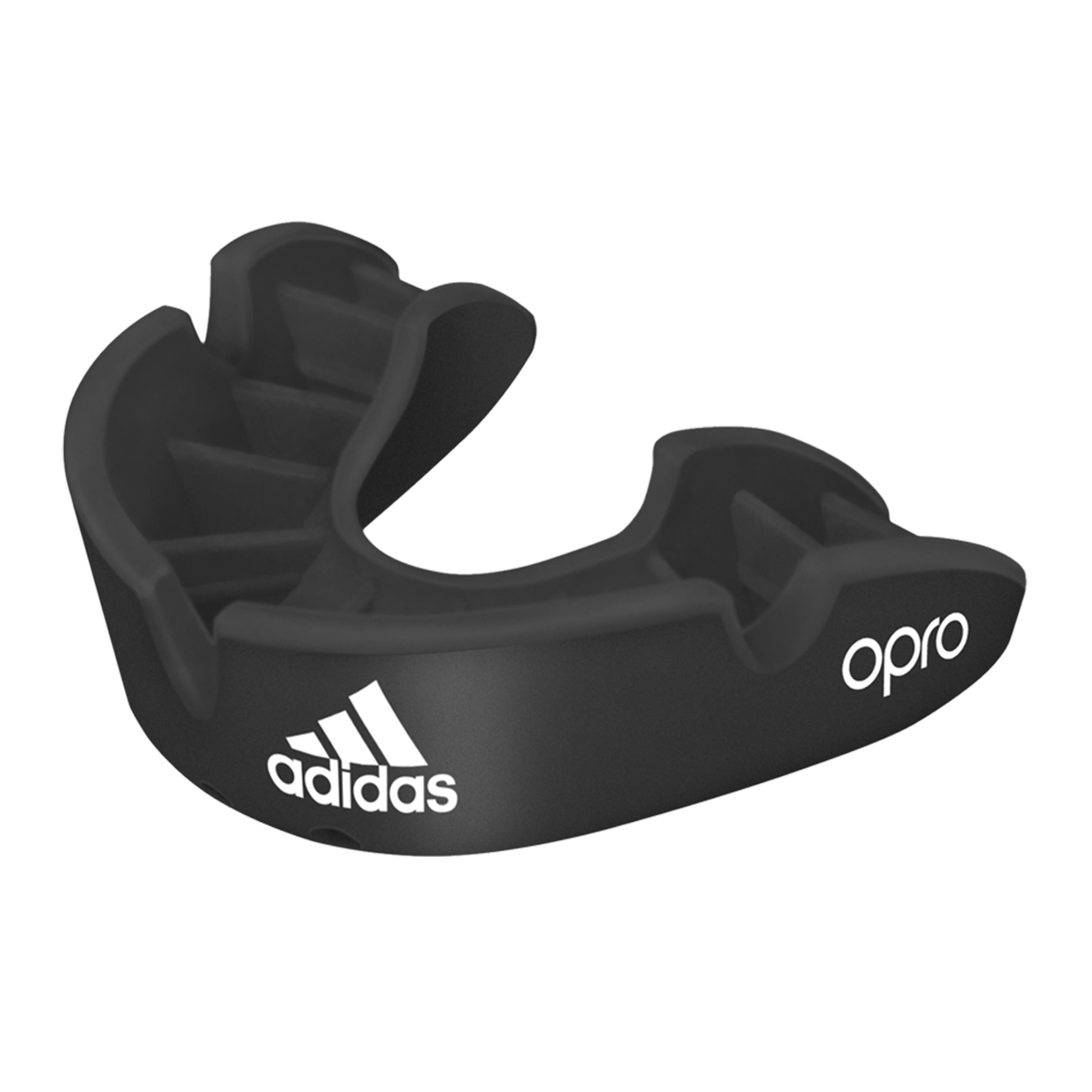 Opro Adidas Mouthguard Bronze - Black