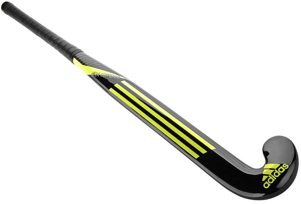 Adidas DF24 Compo 6 SolarGreen Hockey Stick