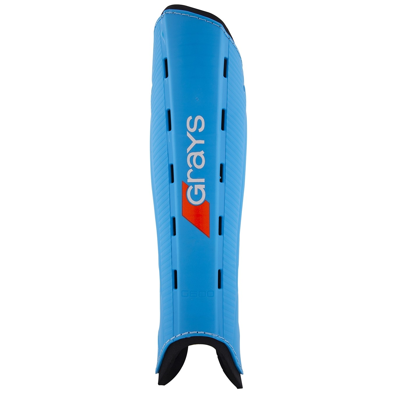 2021/22 Grays G600 Hockey Shinguard - Blue/Black