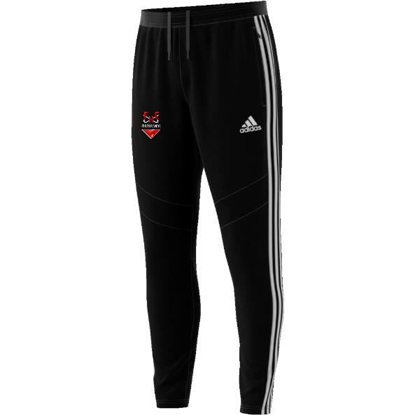 Firebrands Hockey Club Adidas Black Junior Training Pants