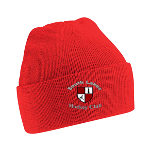 South Lakes Hockey Club Red Beanie