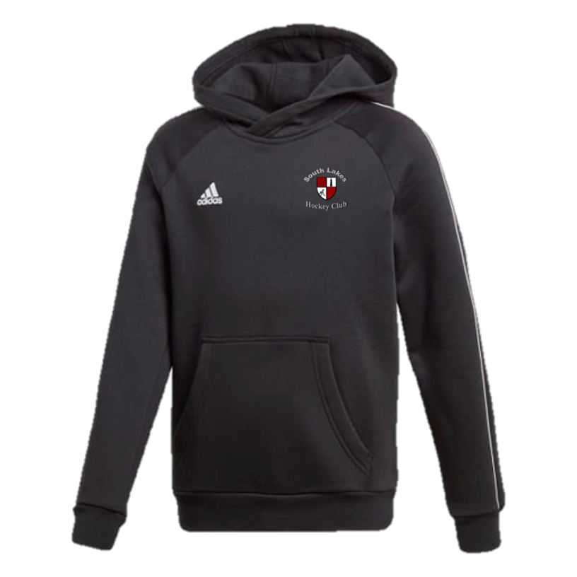 South Lakes Hockey Club Adidas Black Fleece Hoody