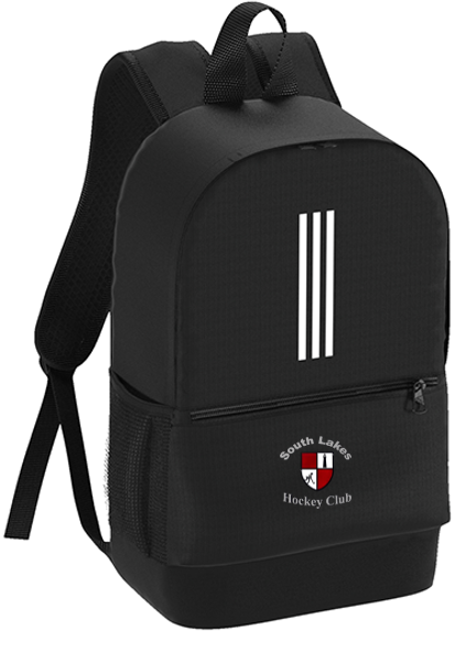 South Lakes Hockey Club Black Training Backpack