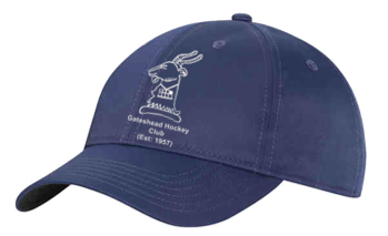 Gateshead Hockey Club Navy Baseball Cap