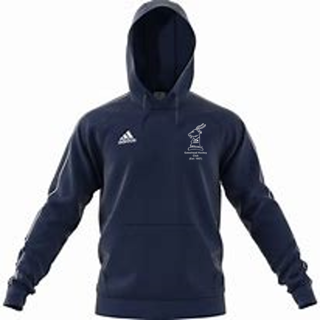 Gateshead Hockey Club Adidas Navy Fleece Hoody