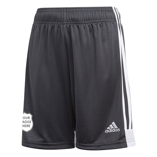 Barnsley HC Adidas Black Training Shorts