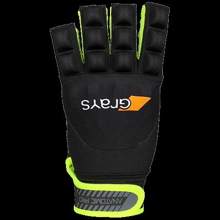 2021/22 Grays Anatomic Pro Glove - Black/Fluo Yellow