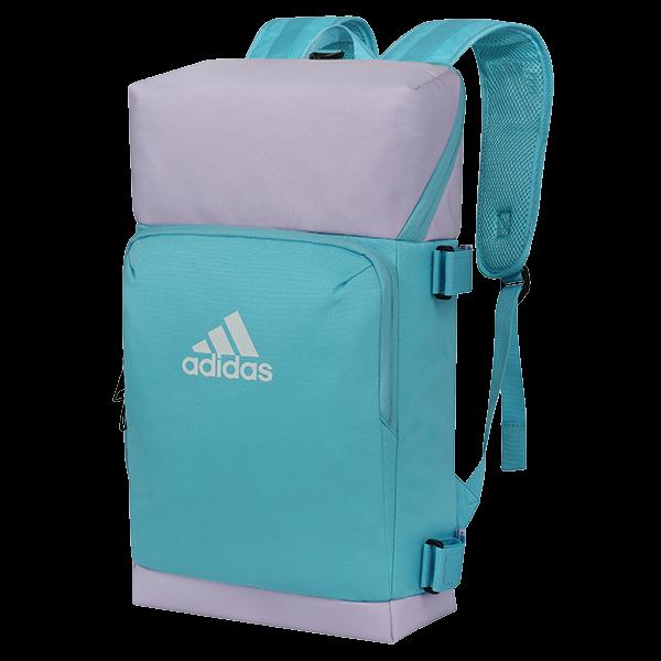 2021/22 Adidas VS2 Hockey Backpack - Aqua/Purple